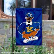 Nebraska Kearney Lopers Mascot Garden Flag