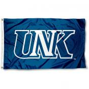 Nebraska Kearney UNK Flag