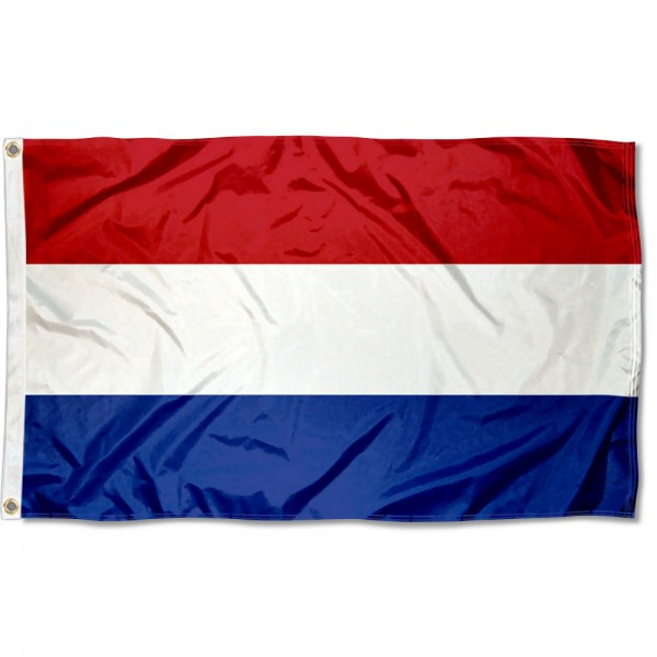 Netherlands Country 3x5 Polyester Flag