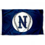 Nevada Wolf Pack Baseball Flag