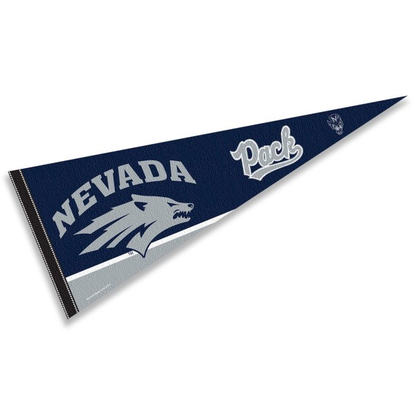Nevada Wolf Pack Pennant