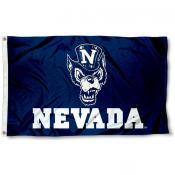Nevada Wolfpack Flag