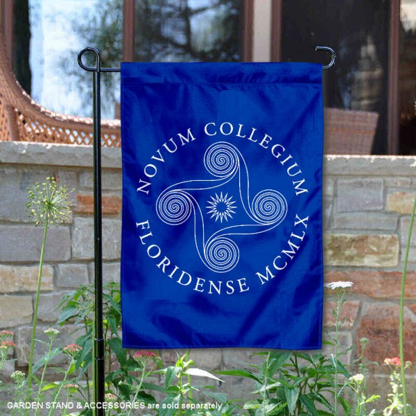 New College of Florida Double Sided Garden Flag