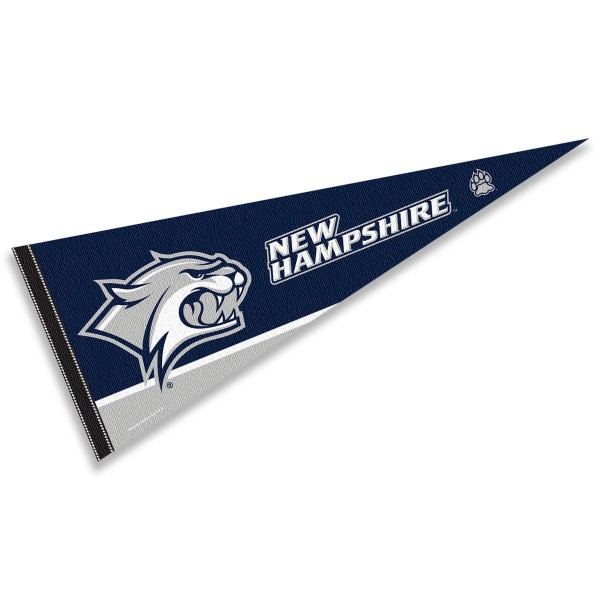 New Hampshire UNH Wildcats Pennant