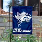 New Hampshire Wildcats Garden Flag
