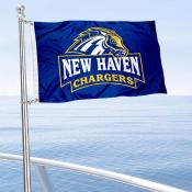 New Haven Chargers Boat Nautical Flag