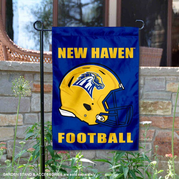 New Haven Chargers Football Garden Flag