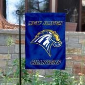 New Haven Chargers Garden Flag