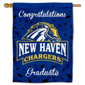 New Haven Chargers Graduation Banner