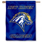 New Haven Chargers House Flag