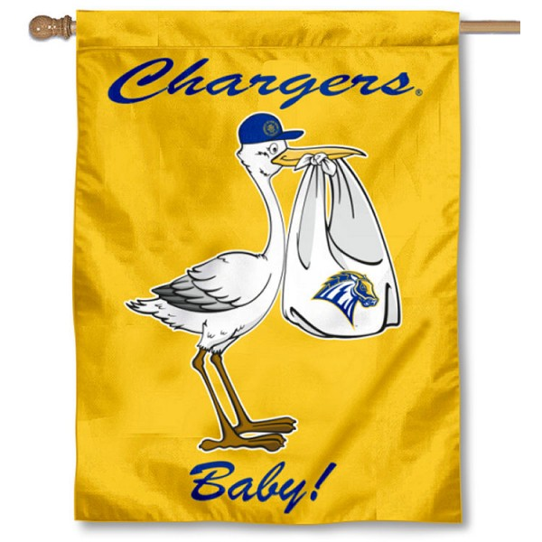 New Haven Chargers New Baby Banner