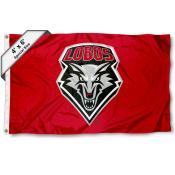 New Mexico Lobos 4'x6' Flag