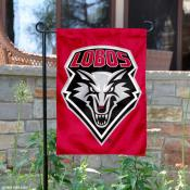 New Mexico Lobos Garden Flag