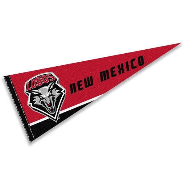 New Mexico Lobos Pennant