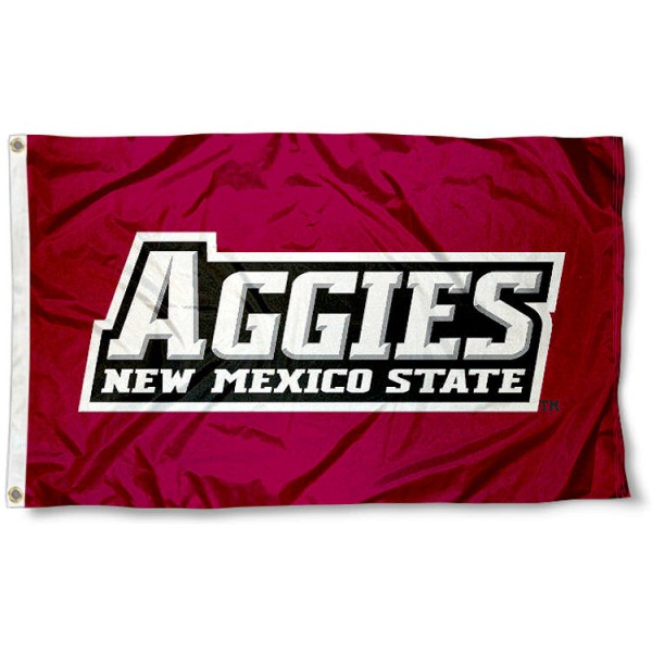 New Mexico State Aggies Flag