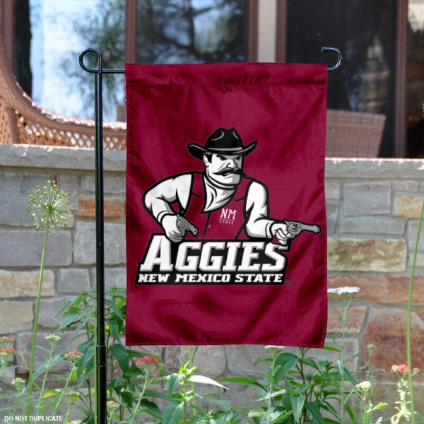 New Mexico State Aggies Garden Flag