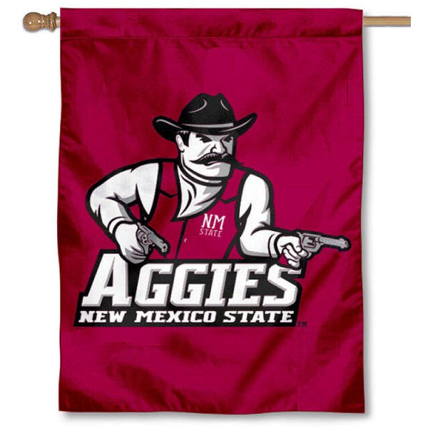 New Mexico State Aggies House Flag