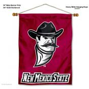 New Mexico State Aggies Wall Hanging