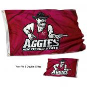 New Mexico State University Stadium Flag