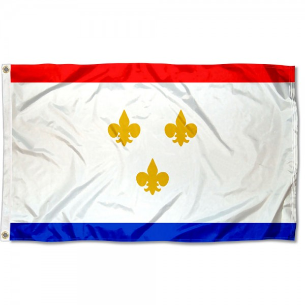 New Orleans City 3x5 Foot Flag