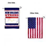 New Orleans Strong Yard Garden Banner