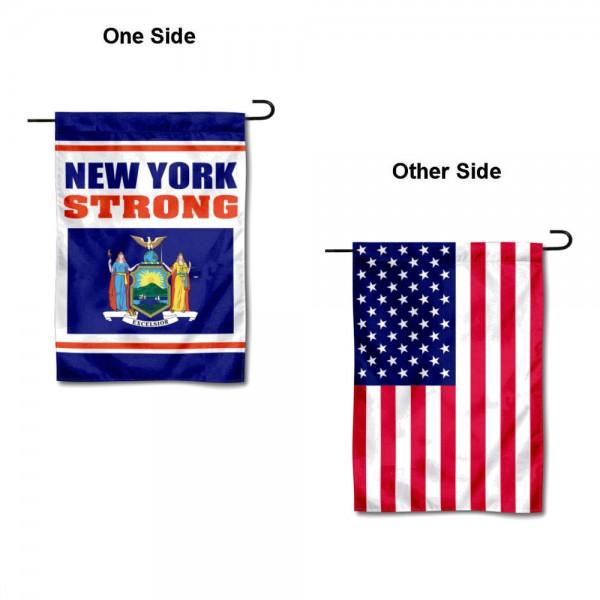 New York Strong Yard Garden Banner