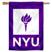 New York University Violets House Flag