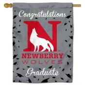 Newberry Wolves Graduation Banner