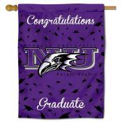 Niagara Purple Eagles Graduation Banner