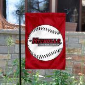 Nicholls State Baseball Garden Flag