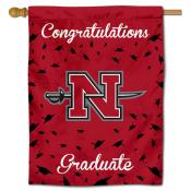 Nicholls State Colonels Graduation Banner