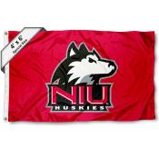 NIU Huskies 4'x6' Flag