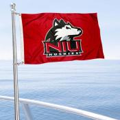 NIU Huskies Boat Nautical Flag