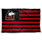 NIU Huskies Nation Flag