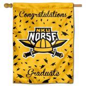 NKU Norse Graduation Banner