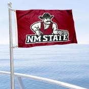 NMSU Aggies Boat Nautical Flag