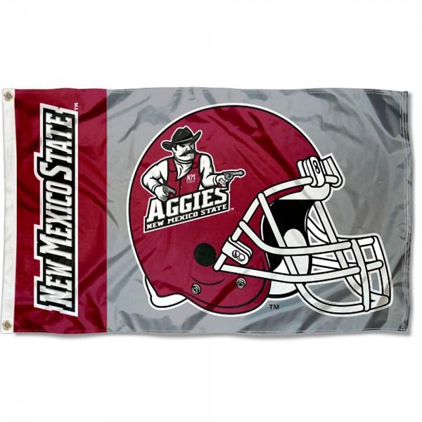 NMSU Aggies Helmet Flag