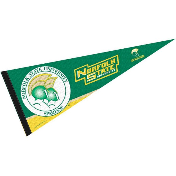 Norfolk State Spartans Pennant