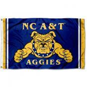 North Carolina A&T Aggies Outdoor 3x5 Foot Flag