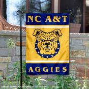 North Carolina A&T State University Garden Flag