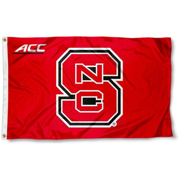 North Carolina State University ACC Flag