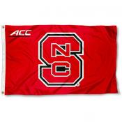 North Carolina State University ACC Flag