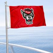 North Carolina State Wolfpack Boat Flag