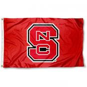 North Carolina State Wolfpack Flag