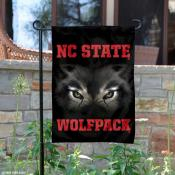 North Carolina State Wolfpack Garden Flag