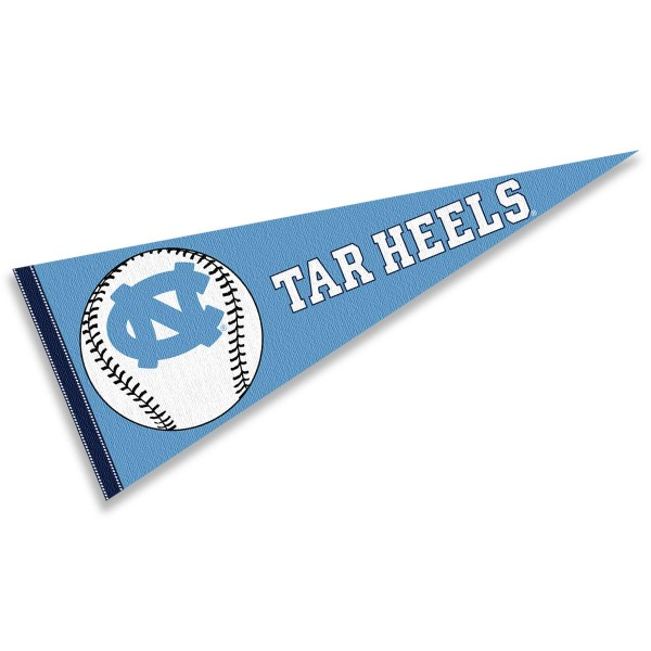 North Carolina Tar Heels Baseball College Pennant