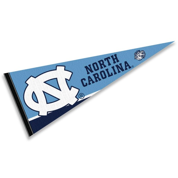 North Carolina Tar Heels Pennant