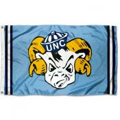 North Carolina Tar Heels Retro Vintage 3x5 Feet Banner Flag
