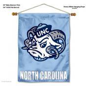 North Carolina Tar Heels Wall Hanging
