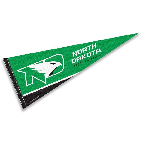 North Dakota Fighting Hawks Pennant